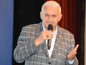ak parti genel başkan vekili binali yıldırım sivas'ta