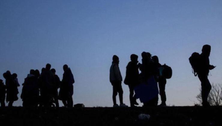 bitlis'te jandarmanın durdurduğu araçta 29 göçmen yakalandı