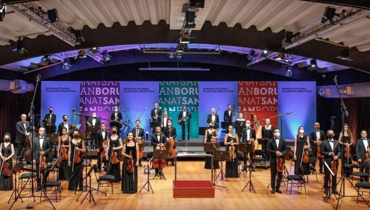 borusan i̇stanbul filarmoni orkestrası (bi̇fo) yenisezonu açıyor