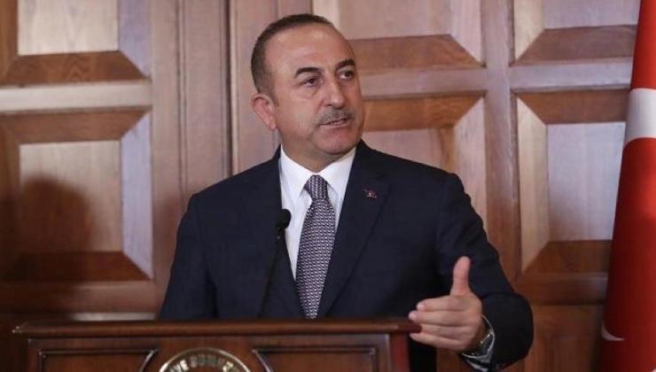 """çavuşoğlu'ndan """"suriye'ye yeni harekat"""" açıklaması"""