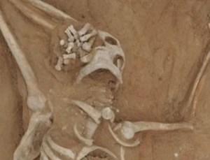 Dünyanın eski cinayet vakası bin 300 yıl sonra çözüldü