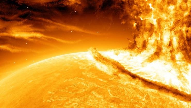 güneş fırtınasının bugün dünya'yı vurması bekleniyor; gps, cep telefonu ve uydu tv sinyallerinde çökmeler yaşanabilir