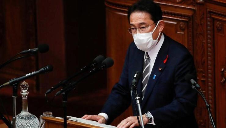 japonya başbakanı, meclisi feshetti