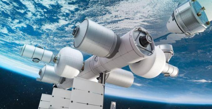 Jeff Bezos'un şirketi Blue Origin ticari uzay istasyonu kurmayı planlıyor