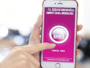 kades uygulamasına uluslararası ödül