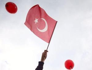 Kadıköy'de, 29 Ekim Cumhuriyet Bayramı kapsamındaki meşale yakma törenine izin verilmedi