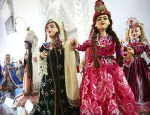 kapadokya sanat ve tarih müzesi'nde 80 ülkeden 3 bin 200 folklorik bebek sergileniyor
