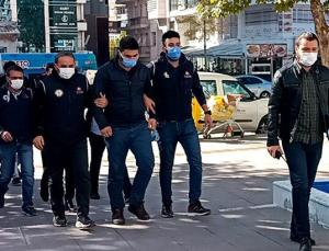 kırşehir ve ankara'daki fetö operasyonunda 3 şüpheli yakalandı