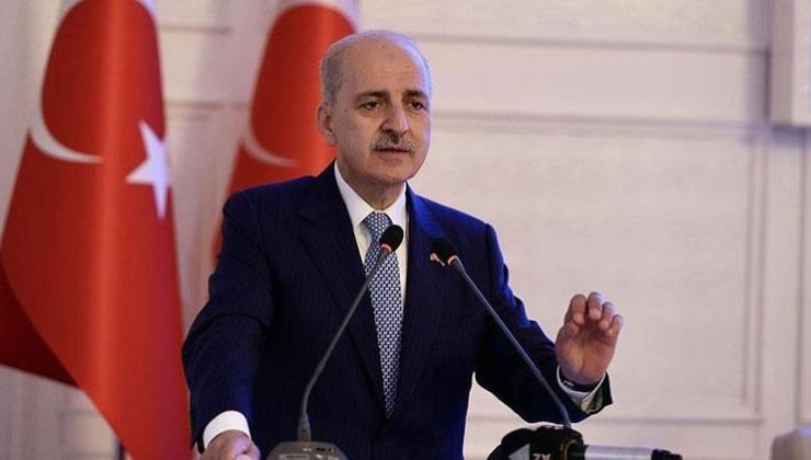 kurtulmuş'tan kılıçdaroğlu'nun 'siyasi cinayet' açıklamasına yanıt