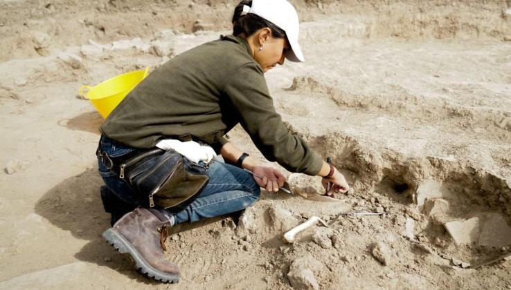 Kütahya Tavşanlı Höyük'te bölgenin 'endüstrileşmiş ticaret merkezi' olduğuna dair bulgulara ulaşıldı