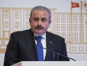 meclis başkanı şentop'tan bütçe komisyonu'nda önemli açıklamalar