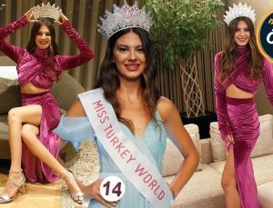 miss turkey 2021 güzeli dilara korkmaz: 16 saat aç kalıyorum