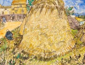 naziler tarafından ele geçirilen van gogh tablosu müzayedeye çıkıyor: 30 milyon dolar getirmesi bekleniyor