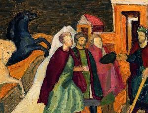 pera müzesi'nde üç sergi
