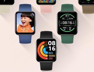 Redmi Watch 2'nin tasarımı belli oldu