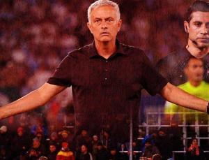 roma bozguna uğradı! mourinho yıllarca unutamayacağı hezimeti yaşadı…