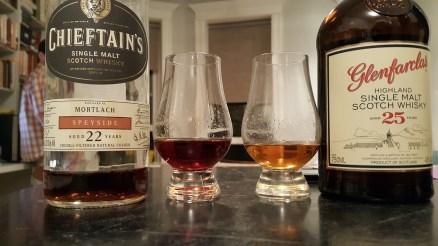 whisky recent tastes dec 2016 c