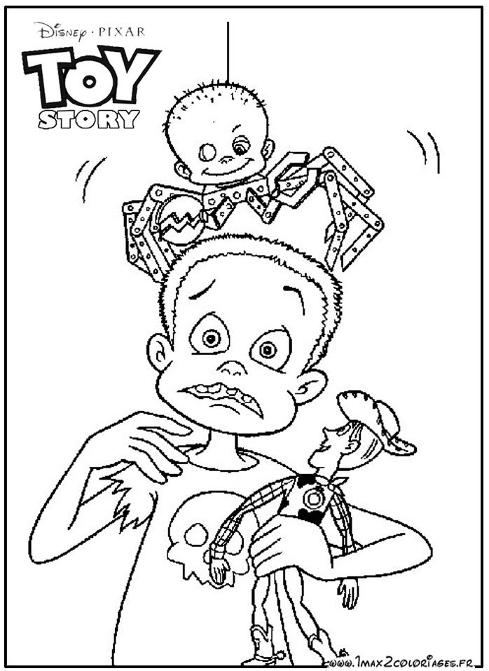 Buzz Lightyear And Zurg Coloring Pages Coloring Pages