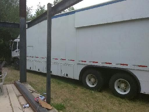 Texas CT mobile truck trailer for sale