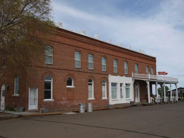 Shaniko Oregon, Tourist Ghost Town