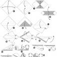 Origami animaux facile a faire