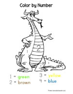 1+1+1=1...Dragon Preschool Pack