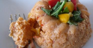 Corn Cake Appetizer Recipe