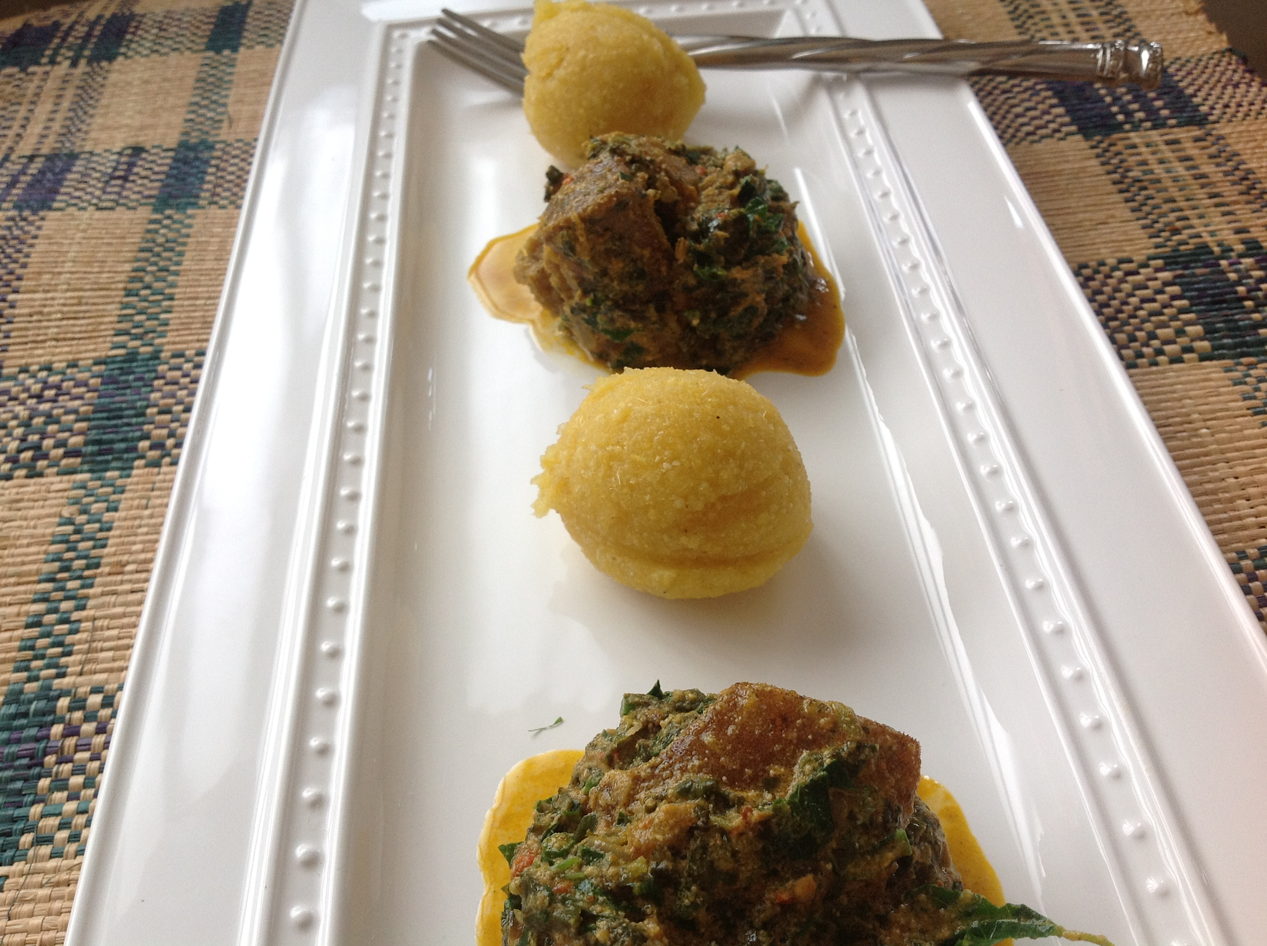EBA: How To Cook Nigerian Egusi Soup ,there Are Several Ways To