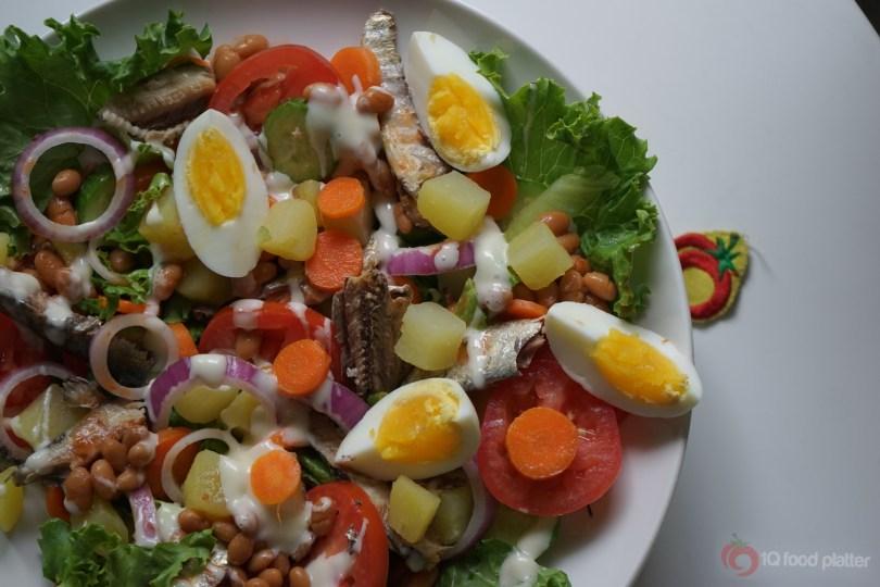 Nigerian Salad 298