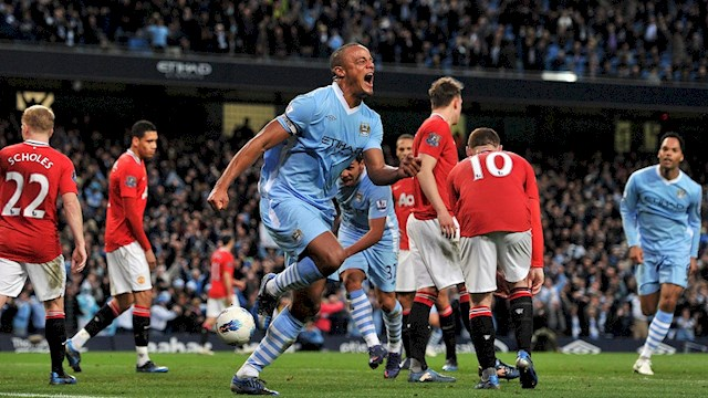 10 Greatest Manchester Derbies Of All Time