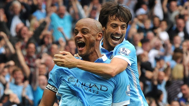 Greatest Manchester City Players Ever