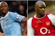 players who played both for Arsenal and Manchester City