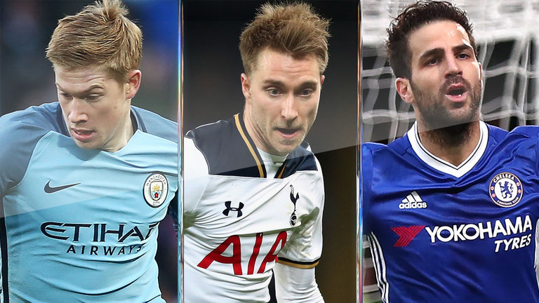 best playmakers in world football