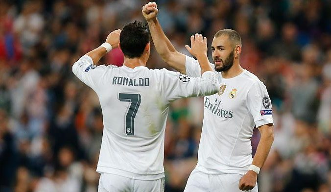 Real Madrid Goalscorers Of All Time