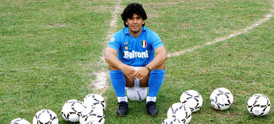 Top 10 Greatest Napoli Players Ever