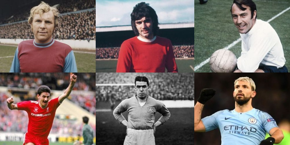 greatest players ever of each of the 20 Premier League Clubs