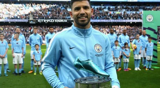 Manchester City top 10 goalscorers of all time