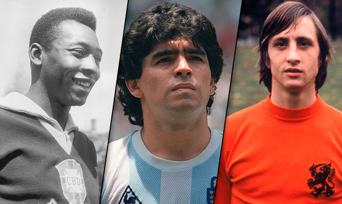 Greatest Footballers of The 20th Century
