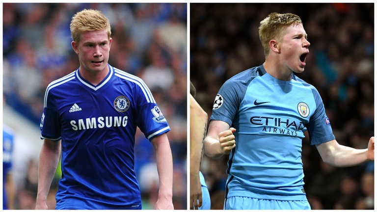 Players Who Played For Both Chelsea And Manchester City
