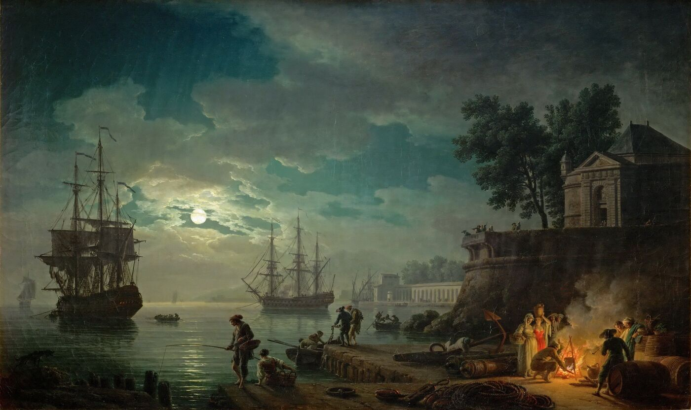 Claude-joseph Vernet Reproductions 1st Art