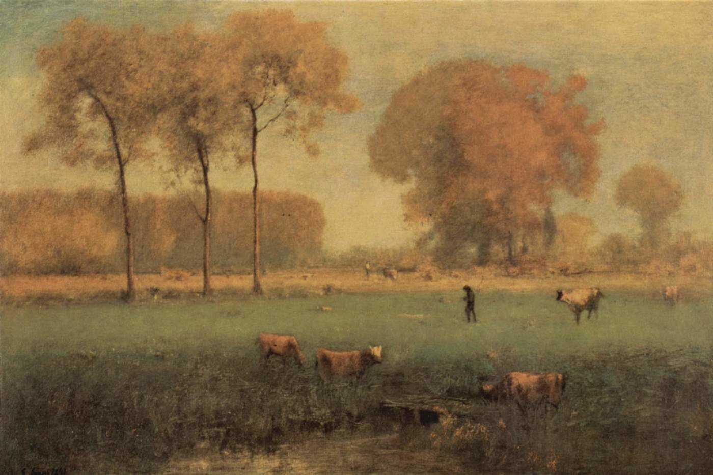 George Inness Reproductions 1st Art