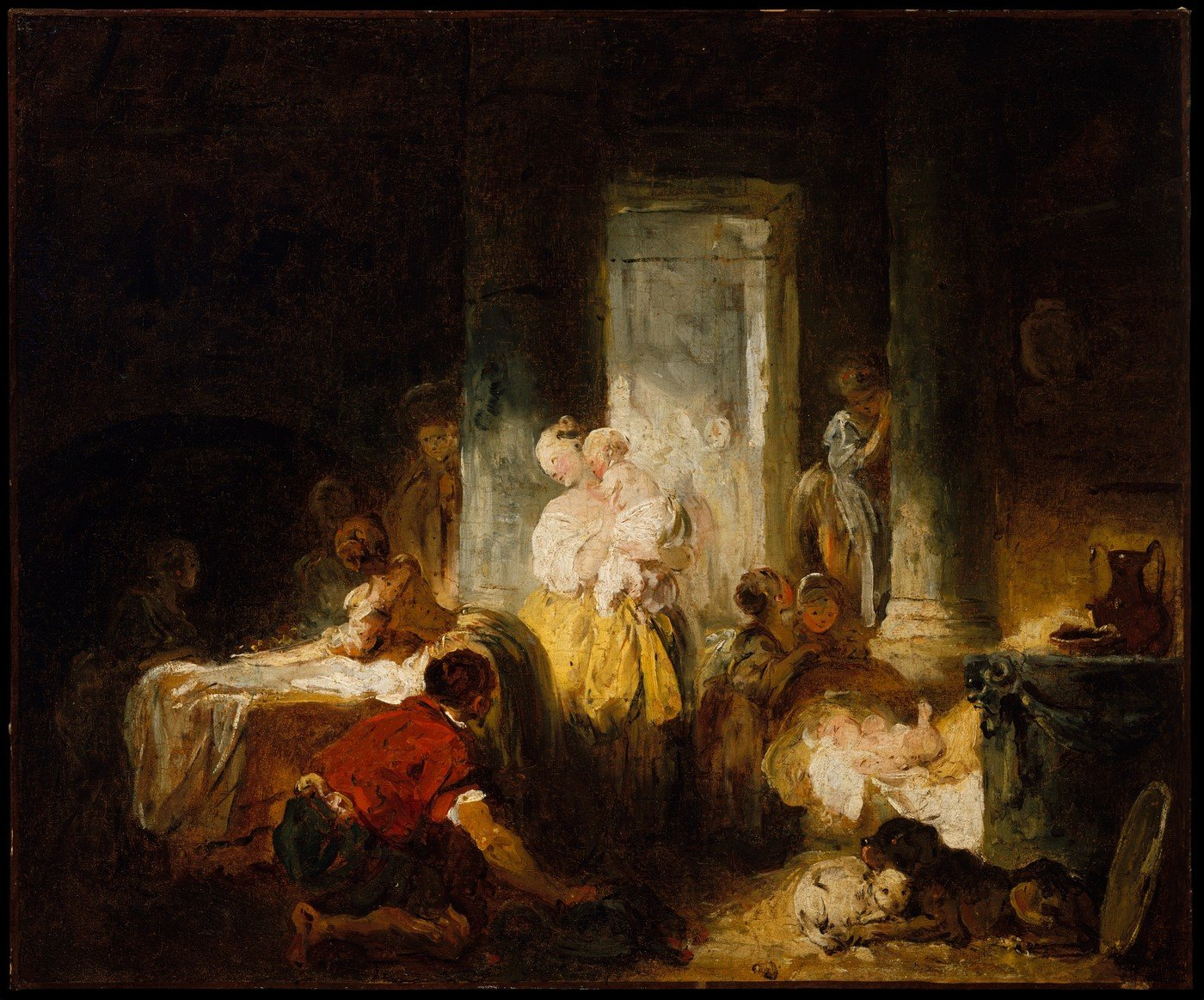Jean-honore Fragonard Reproductions 1st Art