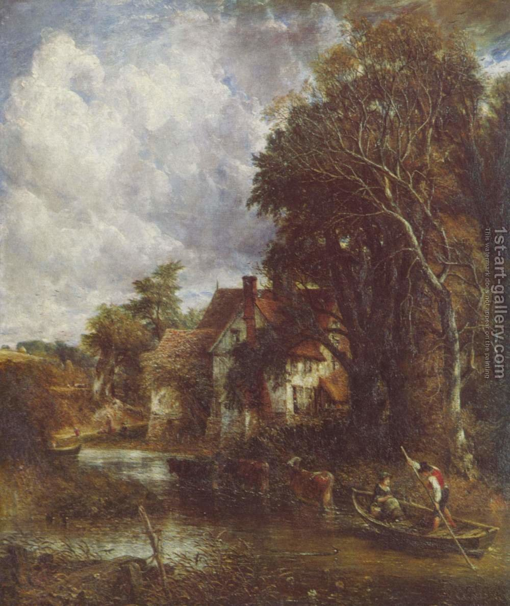Valley Farm John Constable Reproduction 1st Art