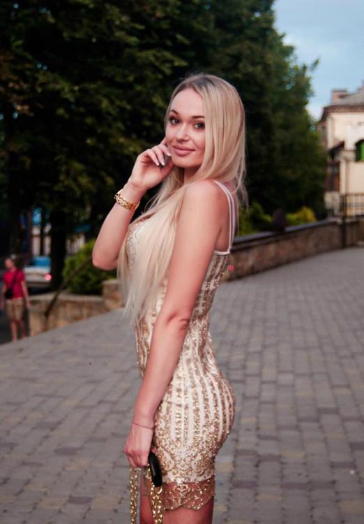 Irina ukrainian dating show