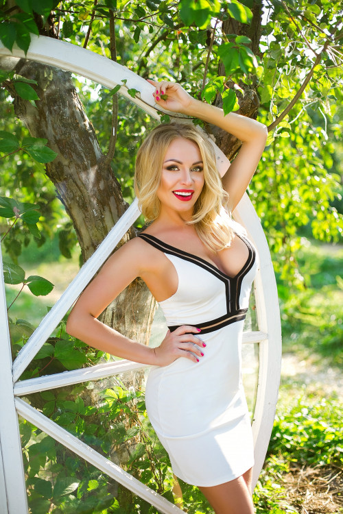 adorable Ukrainian best girl from city Odessa Ukraine