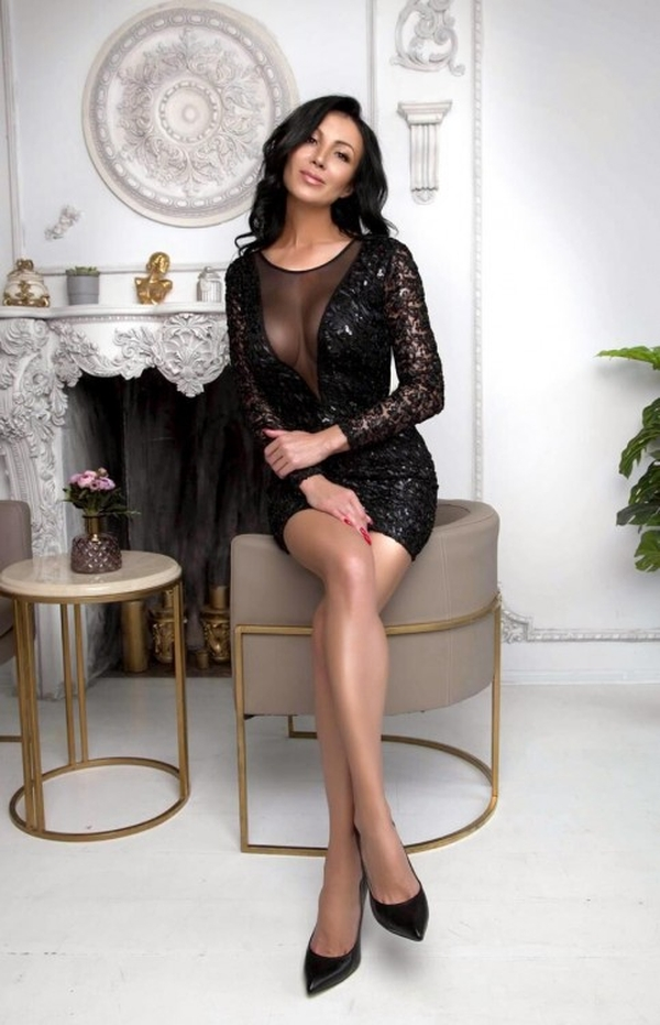 amazing Russian lady from city Moscow Russia