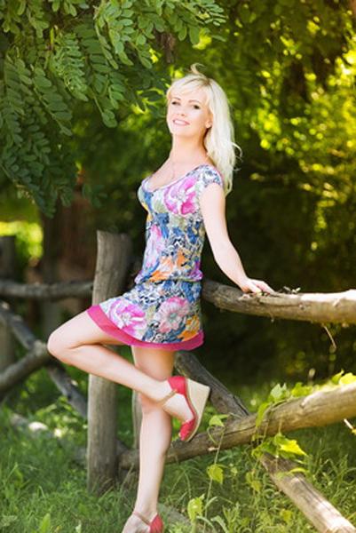 attractive Ukrainian bride from city Poltava Ukraine