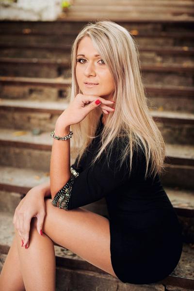 beautiful Ukrainian woman from city Sumy Ukraine