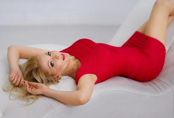 bright Ukrainian girl from city Nikolayev Ukraine