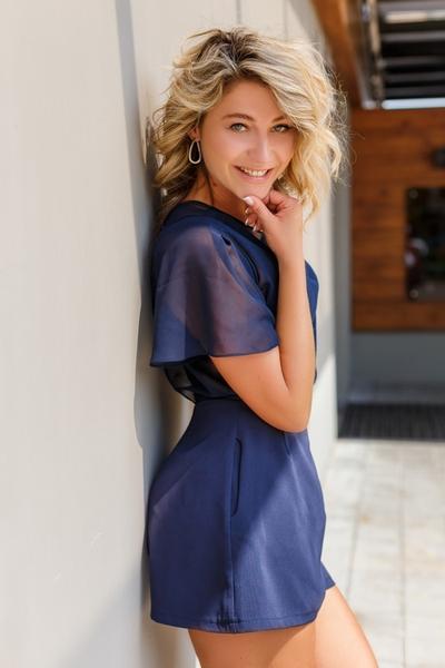calm Ukrainian marriageable girl from city Chernihiv Ukraine